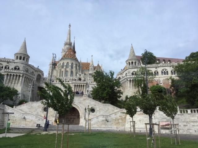 中欧ヨーロッパ旅行(ハンガリー・ブダぺスト編)_1_2