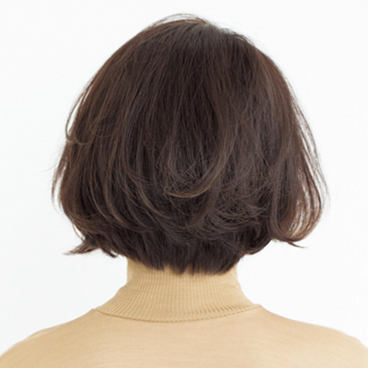 """髪がうねるけど、ストレートになりたい!そんなあなたの願いを叶えるのは""""弱いストパ""""【40代のボブヘア】_1_3"""