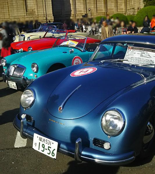 目の保養!往年のクラシックカーが大集合 CLASSIC CAR FESTIVAL in 神宮_1_4