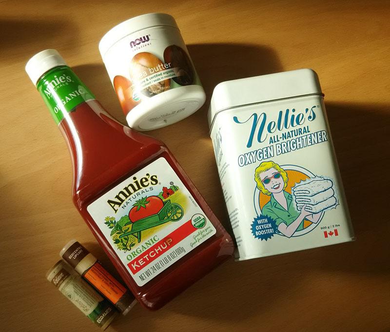 海外通販 i Herb で再びオーガニック製品を購入♪_1_1