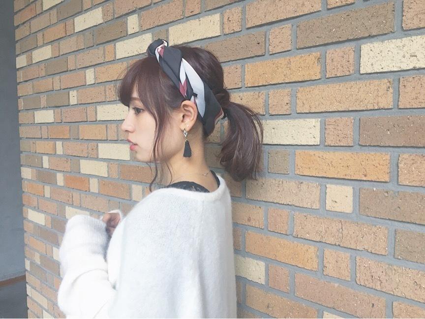 簡単!モテヘアアレンジ♡_1_5