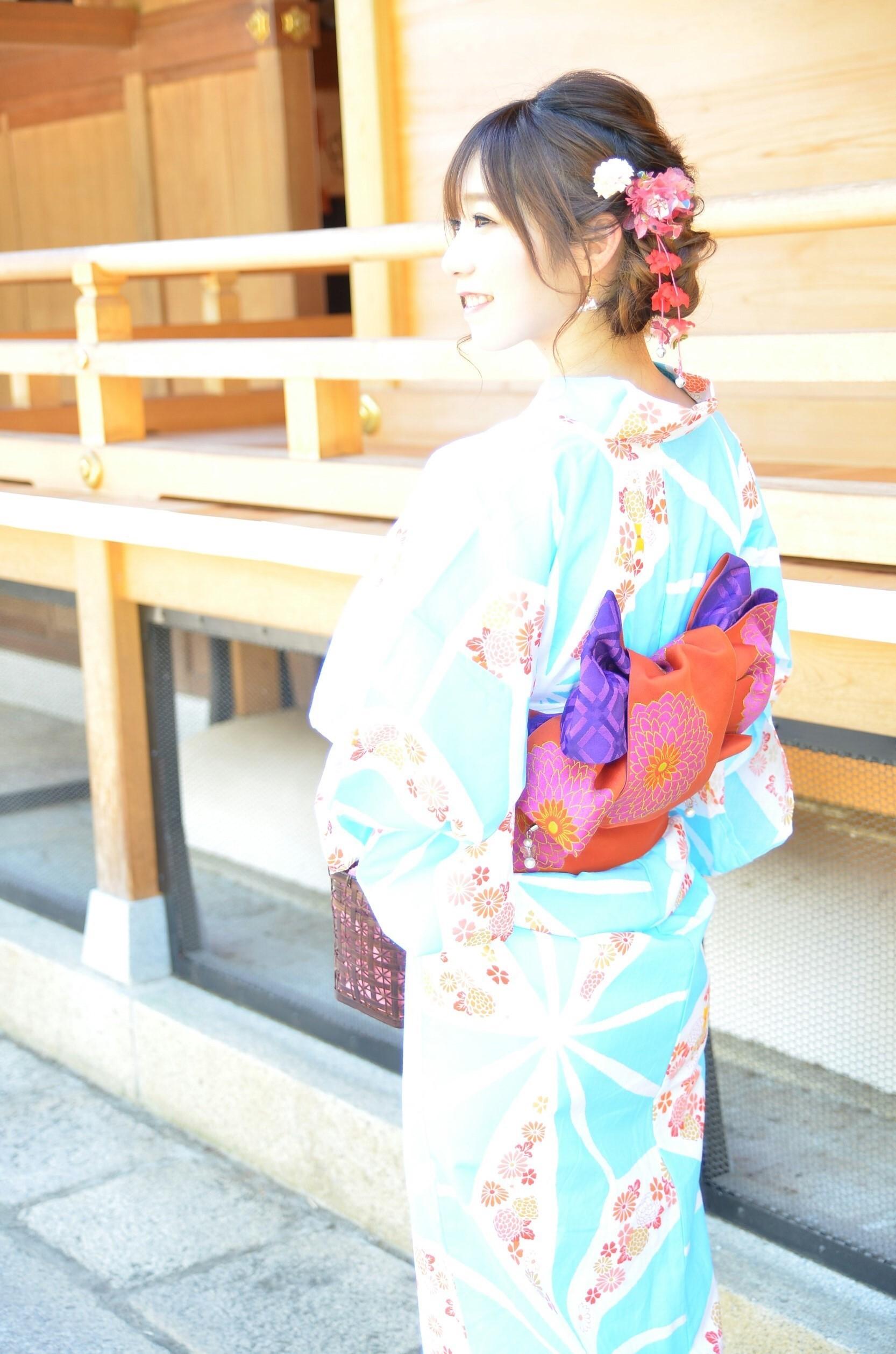浴衣で京都ぶらり_1_2