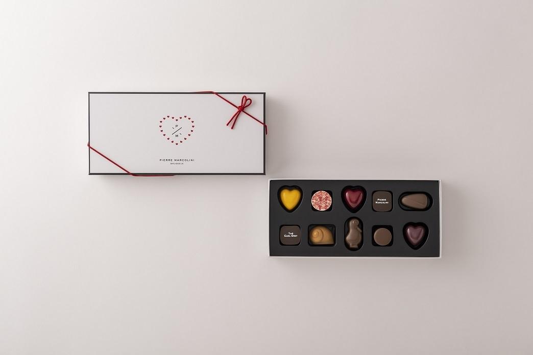 【バレンタイン2021情報】あれから20年‥‥!『ピエール マルコリーニ』の限定パッケージデザインが素敵!_1_2