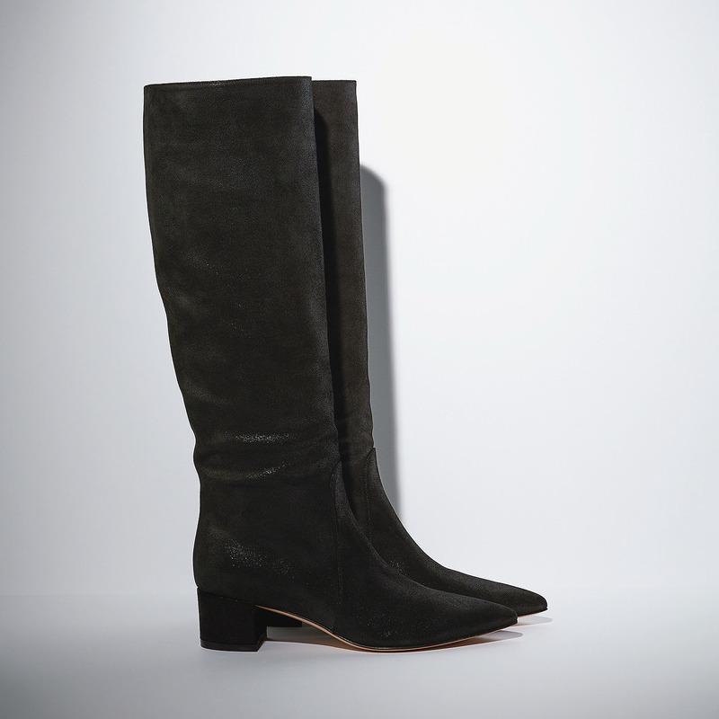 ファッション ジャンヴィト ロッシのブーツ