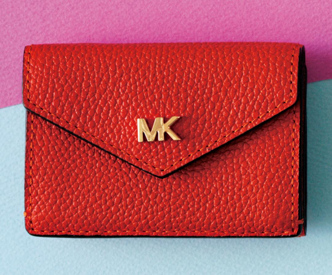 マイケル マイケル・コースのミニ財布、秋新作をチェック!【20歳からの名品】_1_2-3