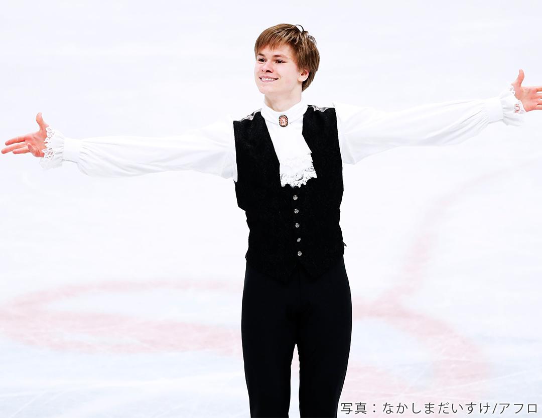 世界中から氷上のイケメンが集結! フィギュアスケート男子フォトギャラリー_1_39
