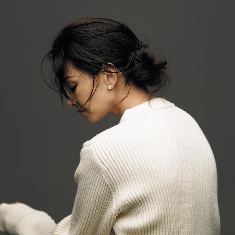 村山佳世子さんが提案する一生愛せるファッション名品はミキモトの9.25mmピアス