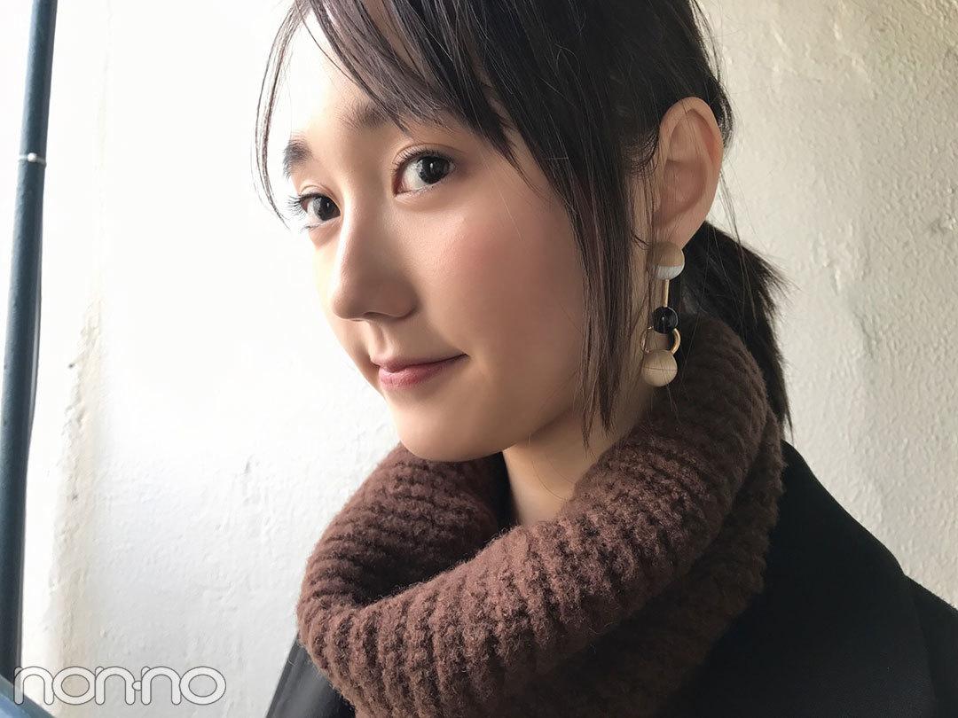 鈴木友菜、冬はDHOLICのプリーツスカートコーデが気分!【モデルの私服】_1_2-2
