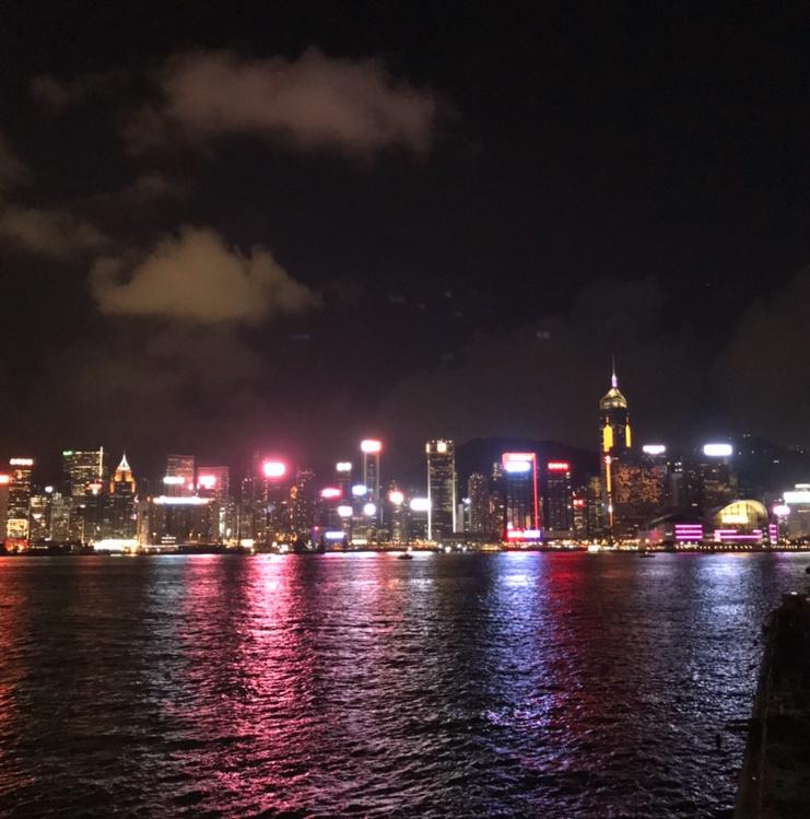 ハッピーバースディ IN 香港☆涼楽な旅服で美味しく。アクティブに!_1_5-1