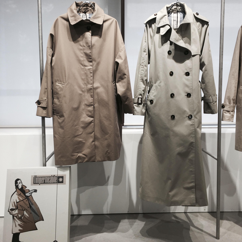 このステンカラーコートに一目惚れ。またまた買っちゃいました!_1_2
