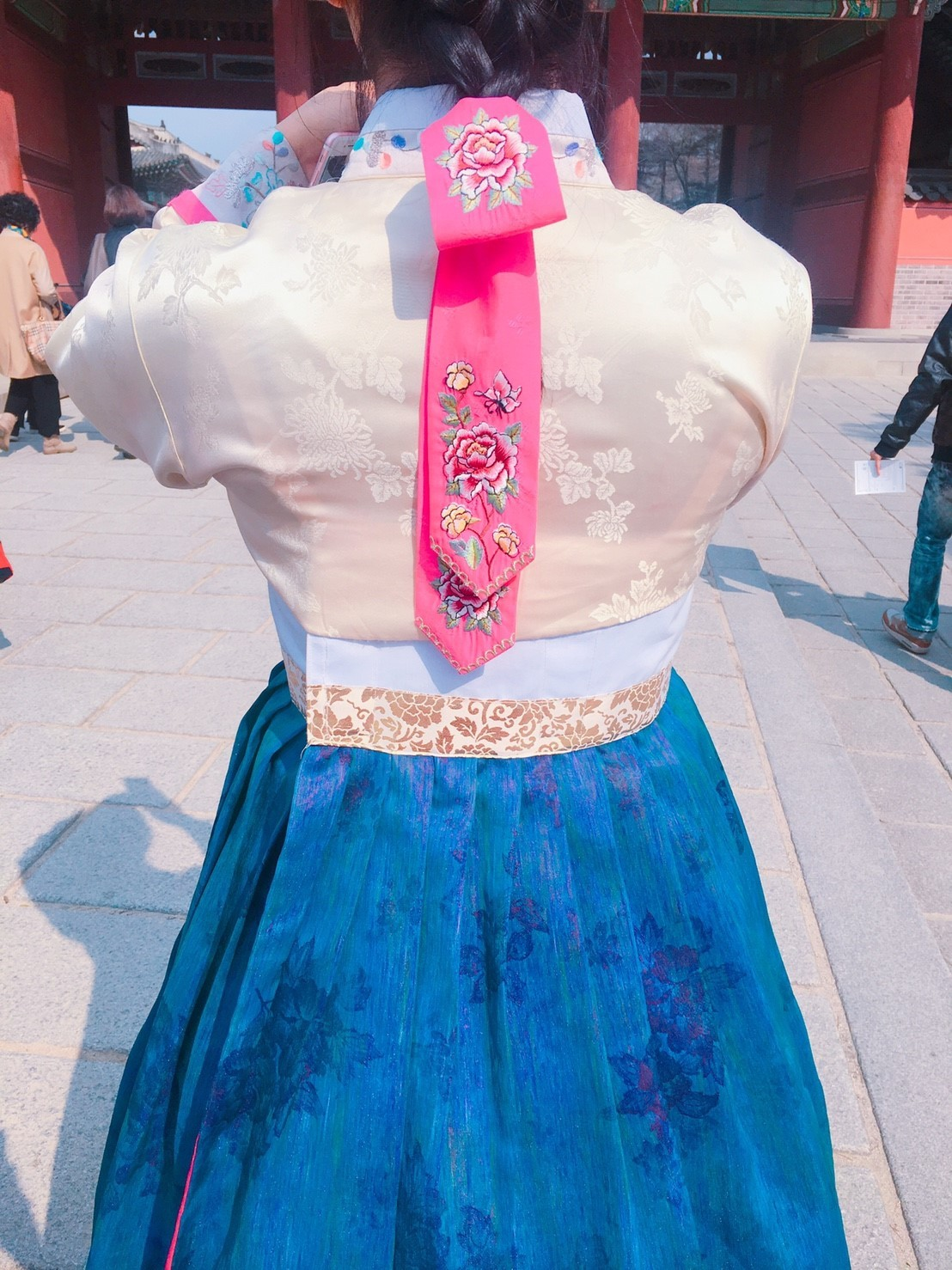 【韓国】チマチョゴリを着て韓国を堪能!_1_2-1