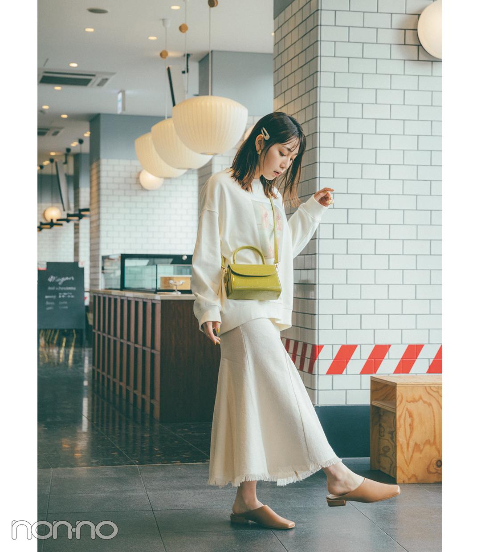 古川優香のメリハリコーデ3