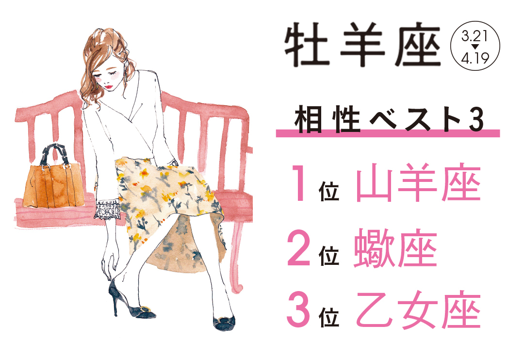 12星座別・2018年夏の恋占い★星座別☆相性ベスト3を発表!_1_1-1