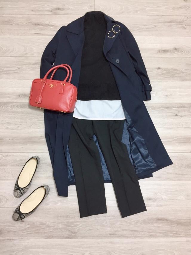 イロチ持ち!UNIQLOスマートアンクルパンツ【 momoko_fashion】_1_1-2