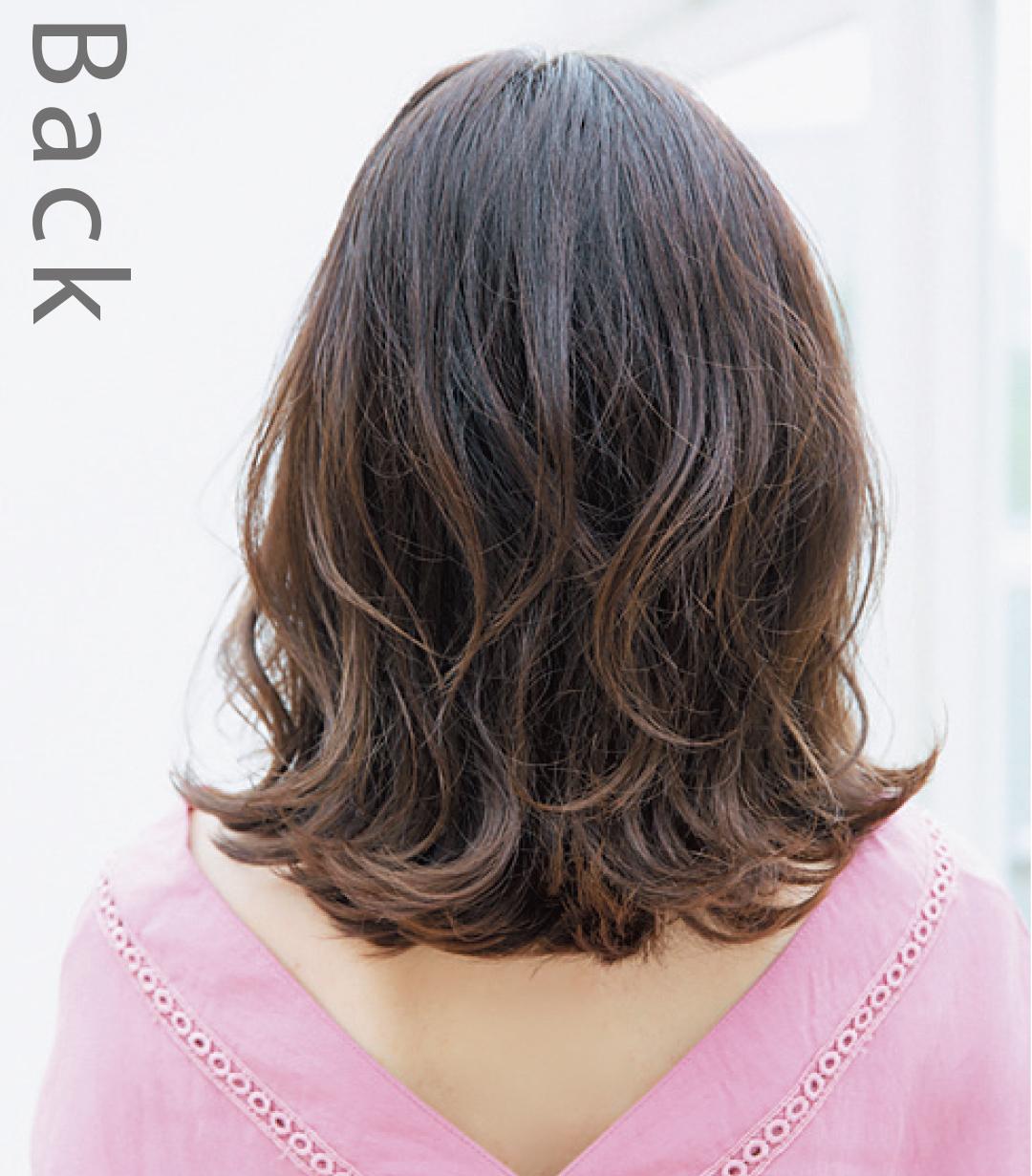 乾かすだけでキマる! 秋の女っぽヘアを叶えるボディパーマはコレ!_1_2-2