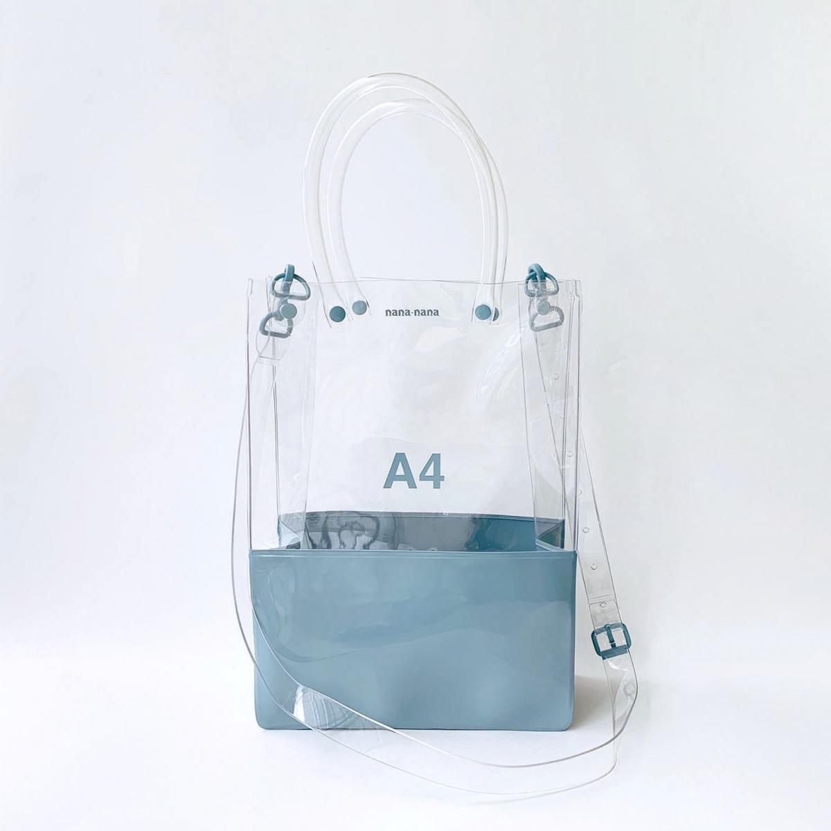 PVCブームを牽引する「ナナナナ」の新作バッグ