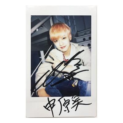【応募終了】シン・ウォンホの直筆サイン入りインスタント写真を1名様にプレゼント!_1_1