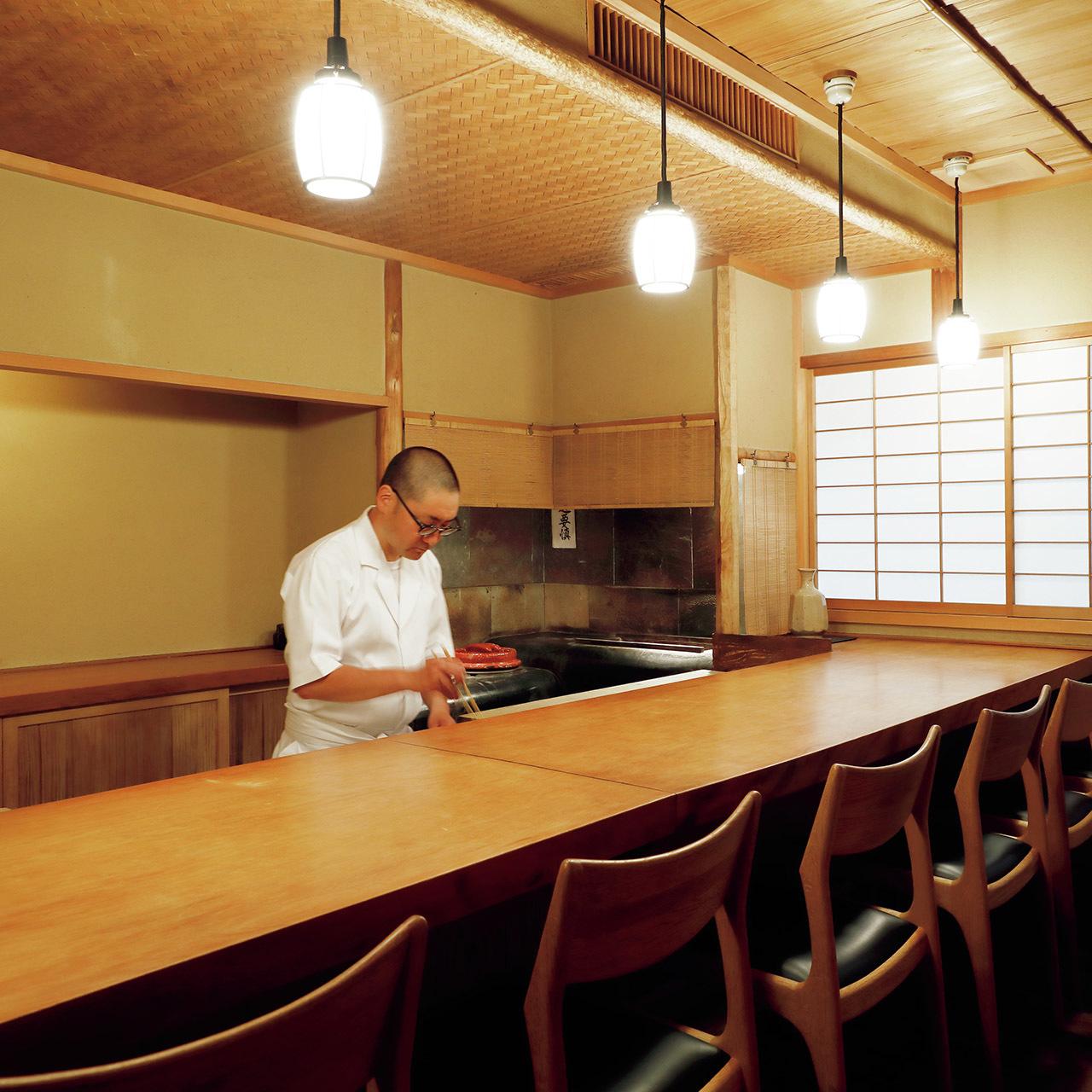 予約を取ったら旅に出る。京都「絶対の名店」 五選_1_1-3