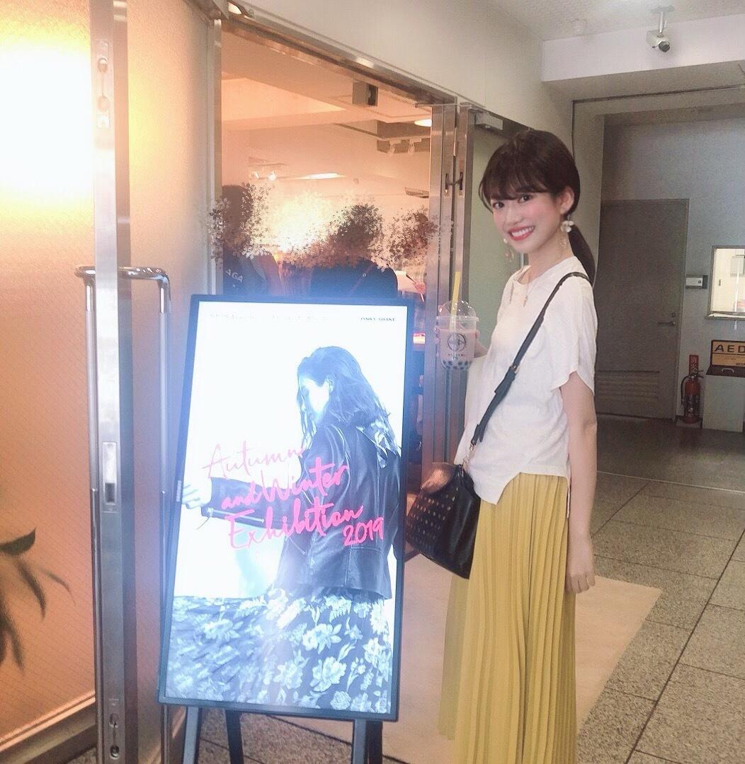 《MIIA》2019A/W 秋冬の展示会に行ってきました!( * ॑꒳ ॑*  )♥_1_1