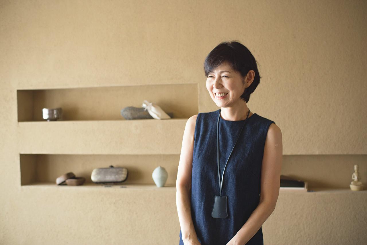日本人の所作に添い心を包む革小物 緙室(かわむろ) s e n_1_4
