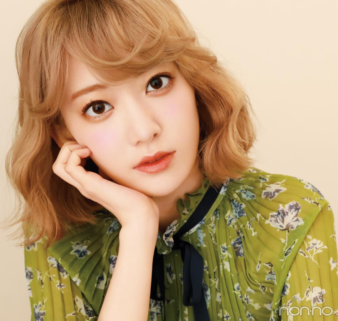 IZ*ONE宮脇咲良さんの韓国っぽ美人眉分析★ レアな眉ヒストリー写真も!_1_2