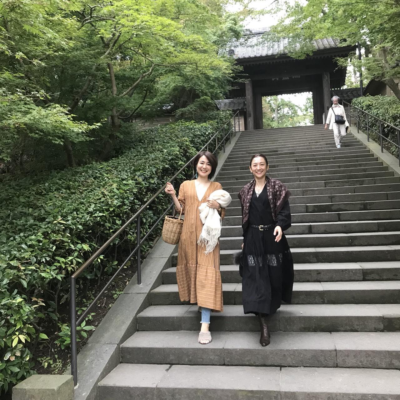 黒ワントーンで鎌倉散歩♪_1_12