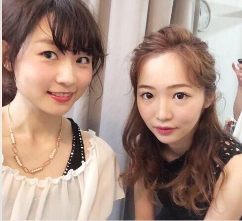 4月から社会人!美容と美女がだいすき♡✴︎宝来果南です(^^)_1_2-1