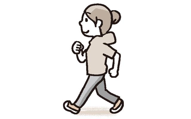 食後の運動は確実に効果あり! 有酸素運動と筋トレを取り入れて。