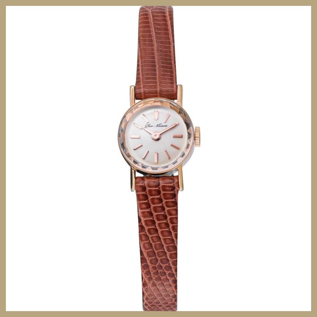 憧れられる女子の腕時計は上品小さめフェイスが鉄板♡ きれいめ美女ウォッチ5選!_1_3-3