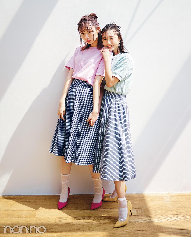 #マイベストイレブン★江野沢愛美のUNIQLO&GU夏モテコーデ_1_1-3