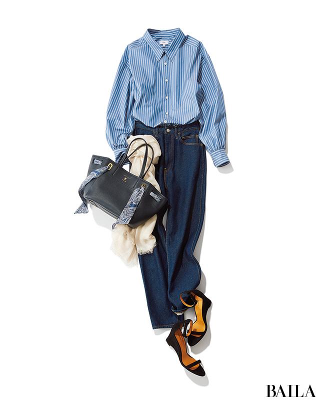 【男性ウケ抜群】アラサー的・夏のモテるファッション30コーデ!_1_37