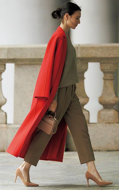 MADISONBLUE コート カラーコート