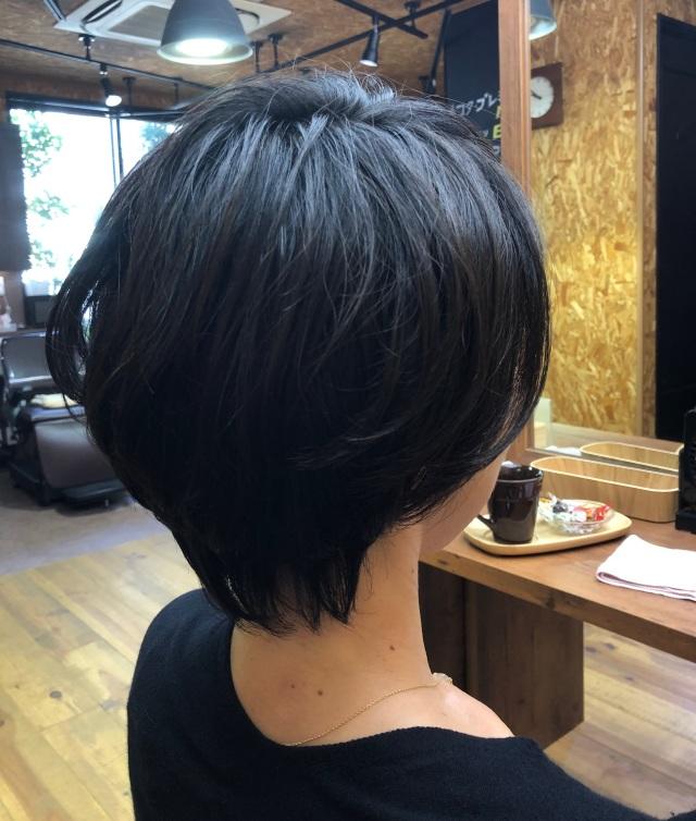 髪切りました in Autumn_1_1-3