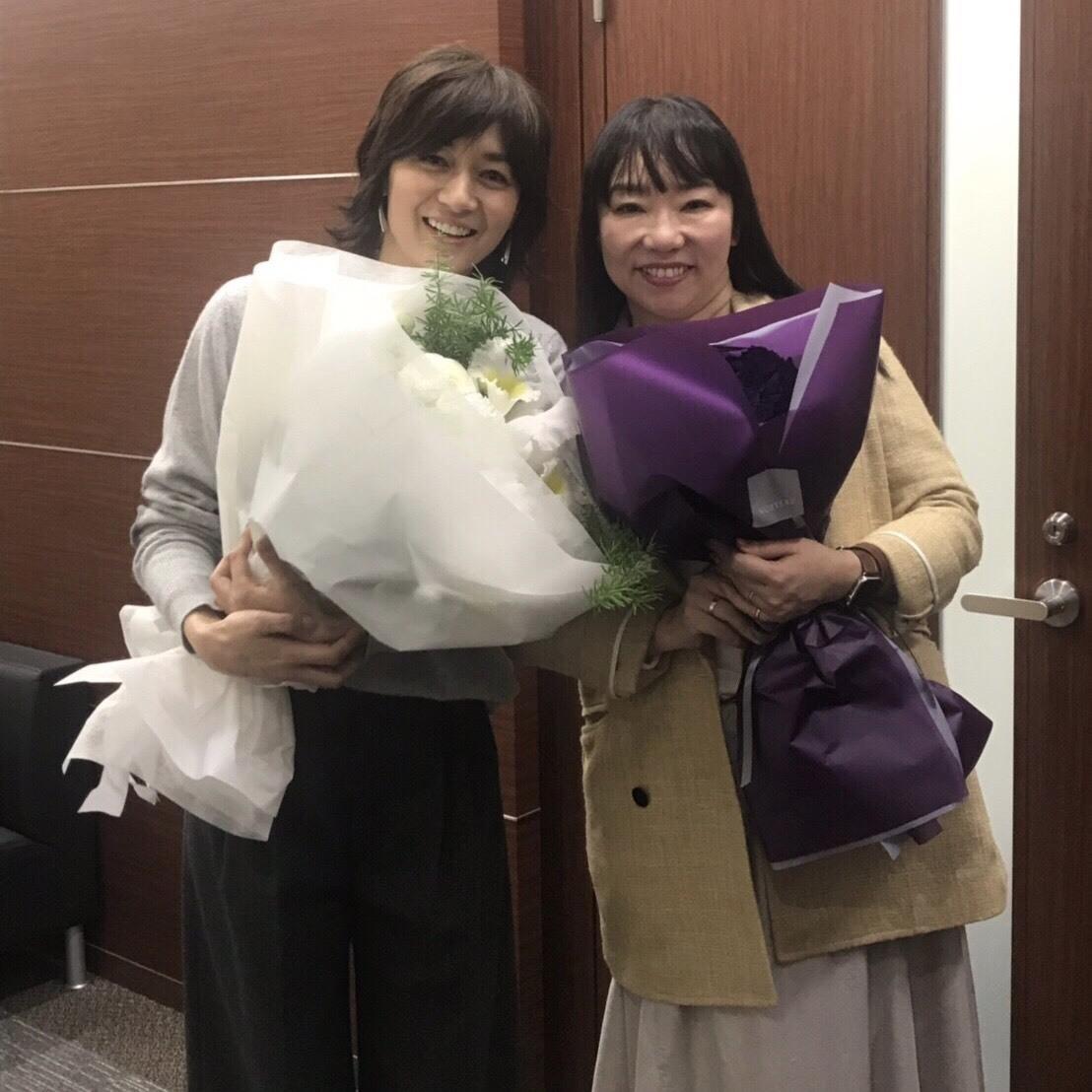 [富岡佳子private life]エクラ&ミッドランドスクエア ファッションイベント_1_4