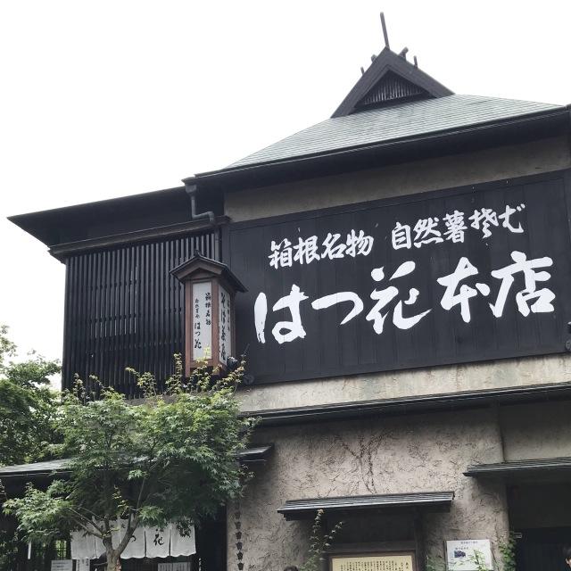 梅雨空の一泊二日 母娘旅 in 箱根。何着て行こう?_1_4-1