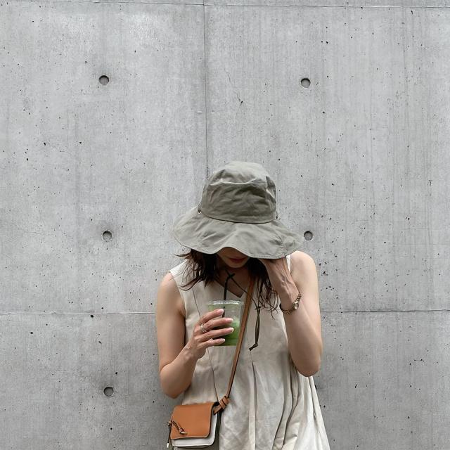 アラフォー夏の帽子コレクション_1_5