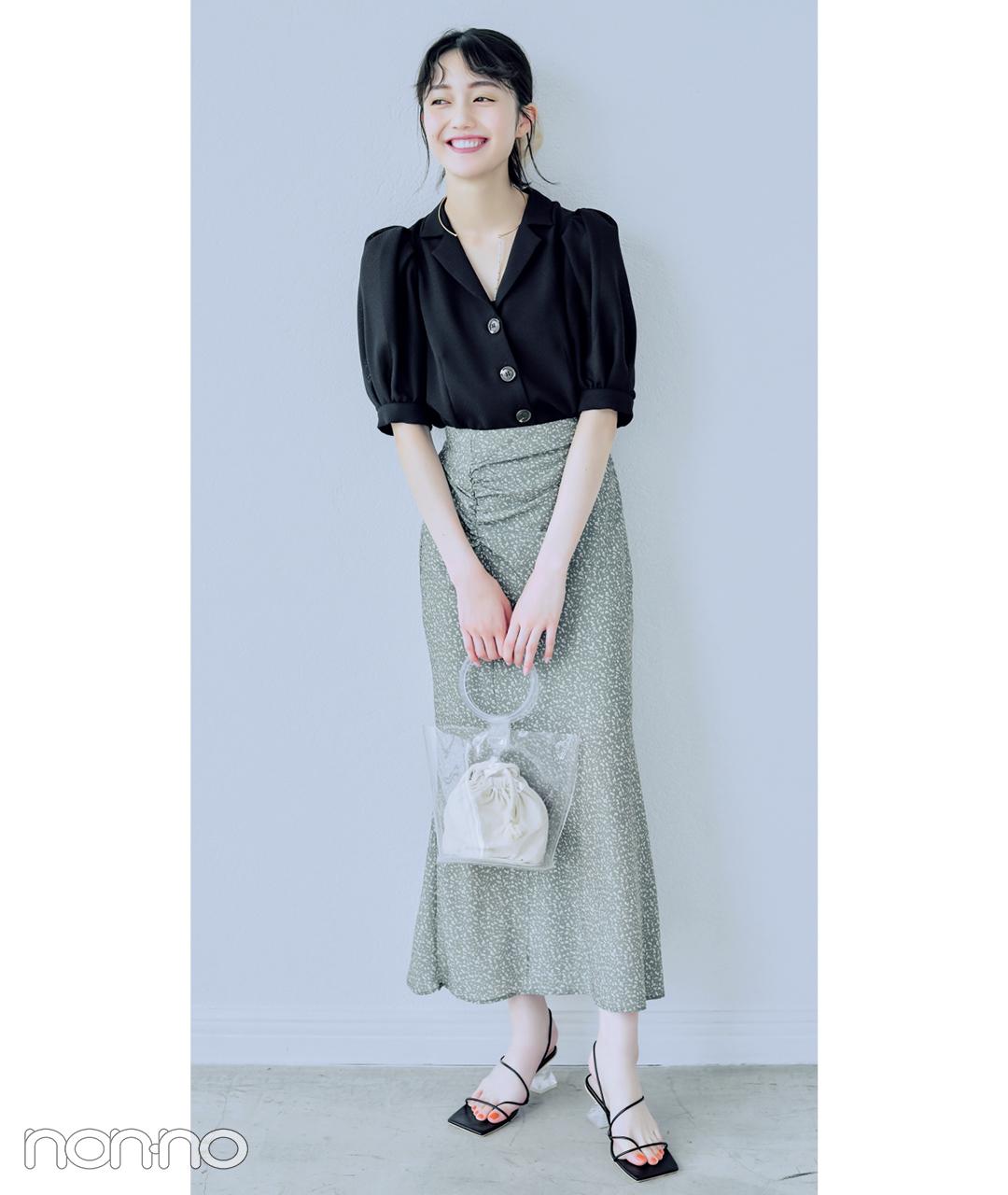 松川菜々花のなじむサンダルモデルカット4-2