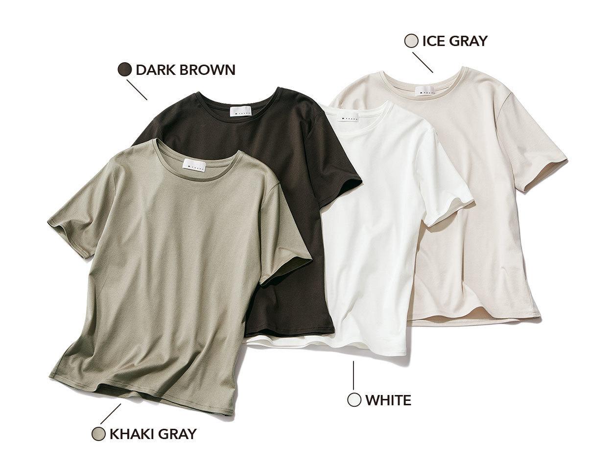 Tシャツ 色展開