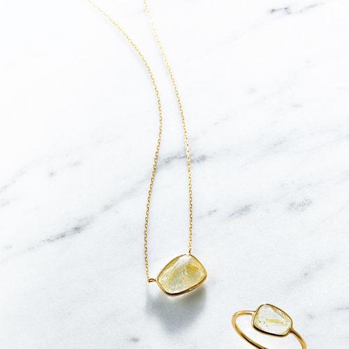 MARIHA Organic Gems ネックレス M ¥68,000+税