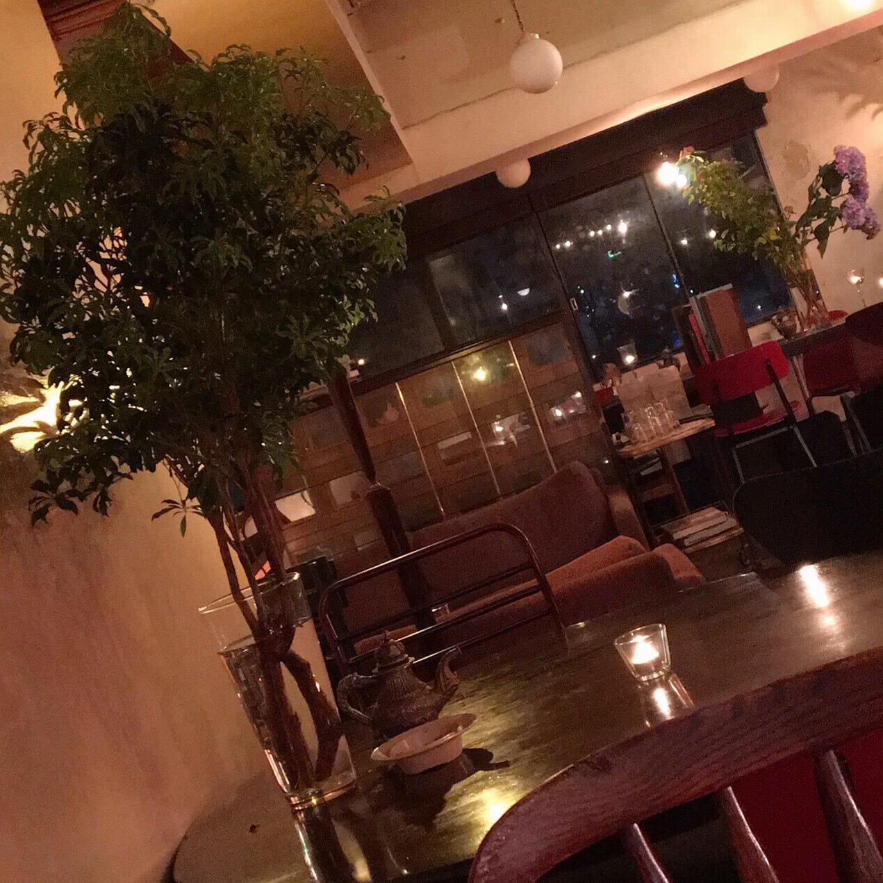"""【 第29回❤︎ 】渋谷にある隠れ家的カフェ* オシャレトロな""""Zarigani Cafe""""!_1_7-2"""