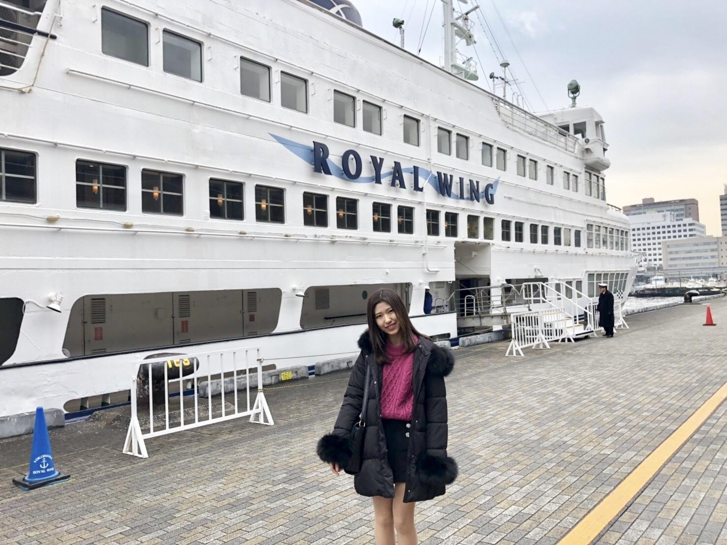 横浜のランチクルーズに行ってみた!_1_1