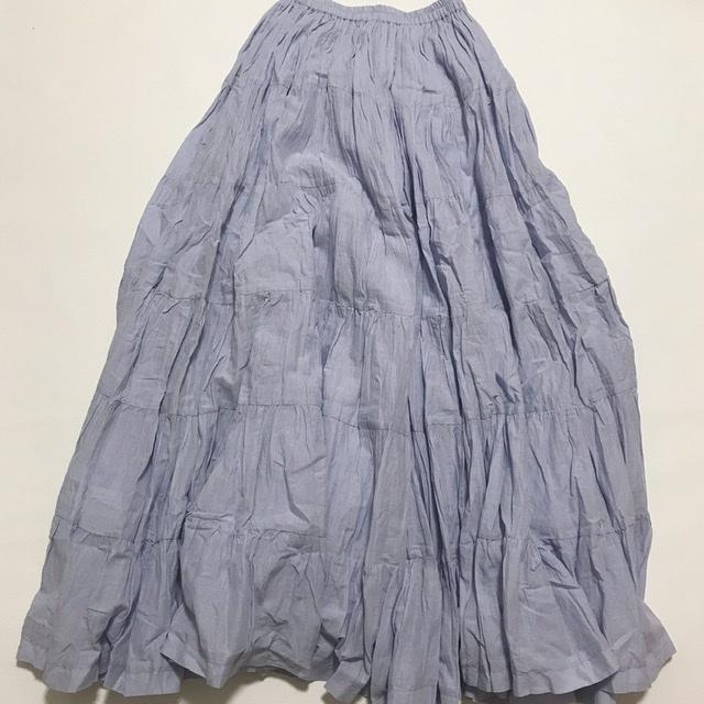この夏1番のセール戦利品♩MARIHA 草原の虹のスカート♡_1_4-2
