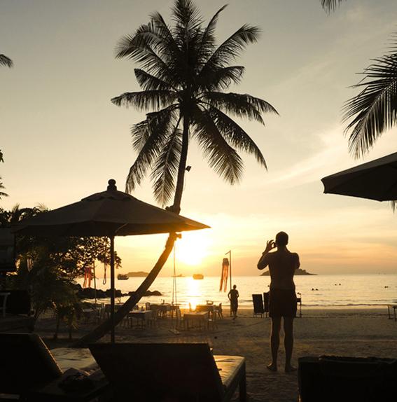 タイビーチのビーチを楽しむ、離島のホテル5選(リペ/クラダン/サメット/パンガン/チャン) _5_2-5