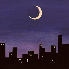 星ひとみ天星術 深夜の5月7日~6月6日の運勢