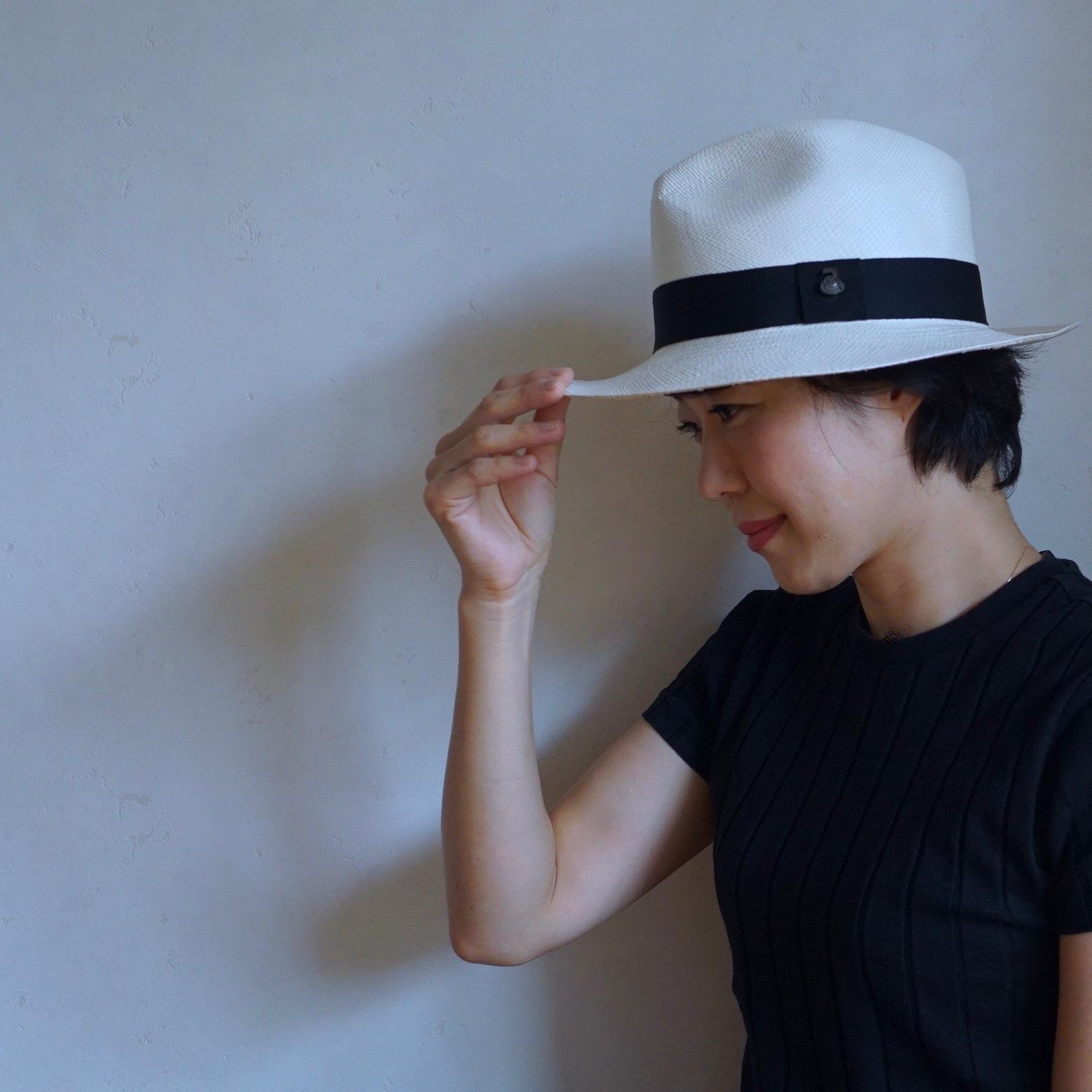 今年も買ってしまったパナマ帽_1_1-2