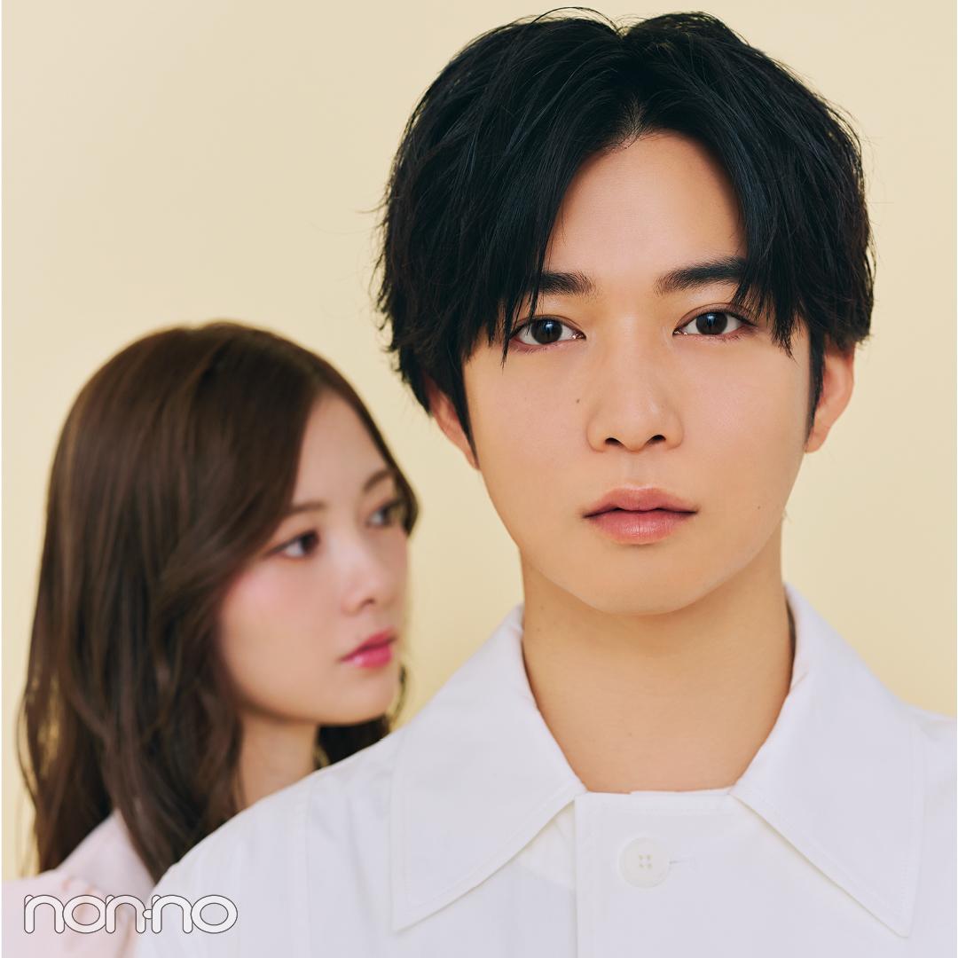 千葉雄大×白石麻衣スペシャル対談! スマホにまつわるQ&Aにお答え♡ _1_2