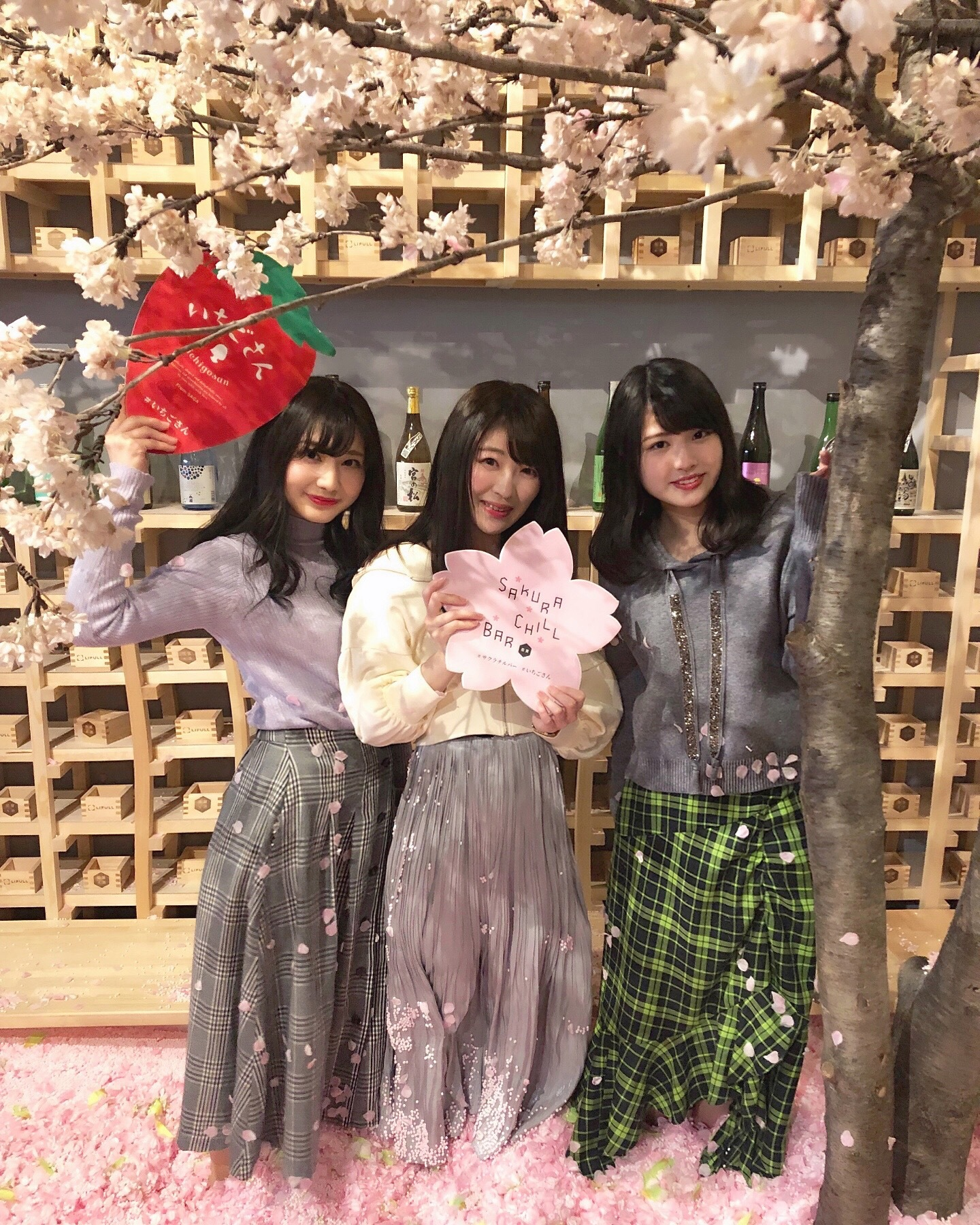 【注目春イベント♥】桜が屋内で楽しめる?SAKURA CHILL BARが楽しい!_1_2