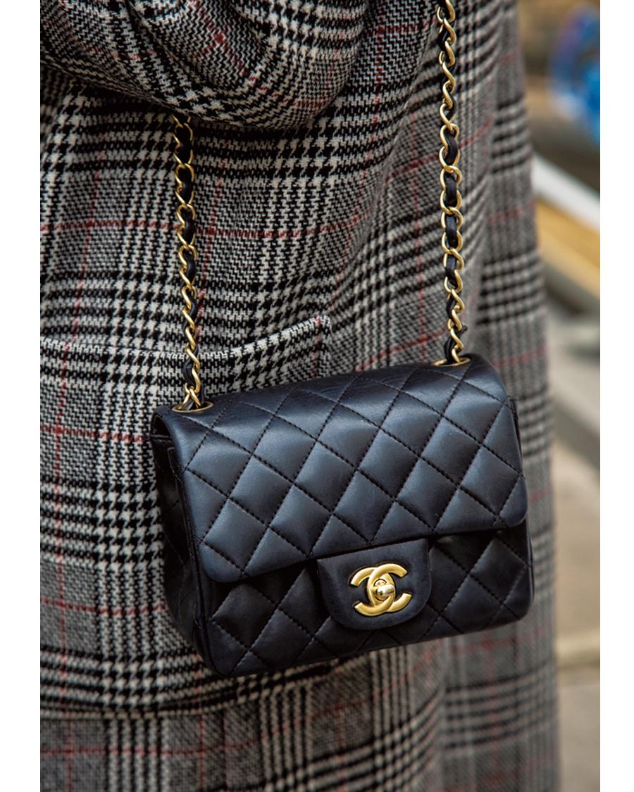 存在感のある 「ミニバッグ」を味方に【ファッションSNAP ミラノ・パリ編】_1_1-3