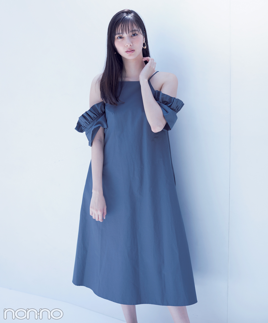 新川優愛さん