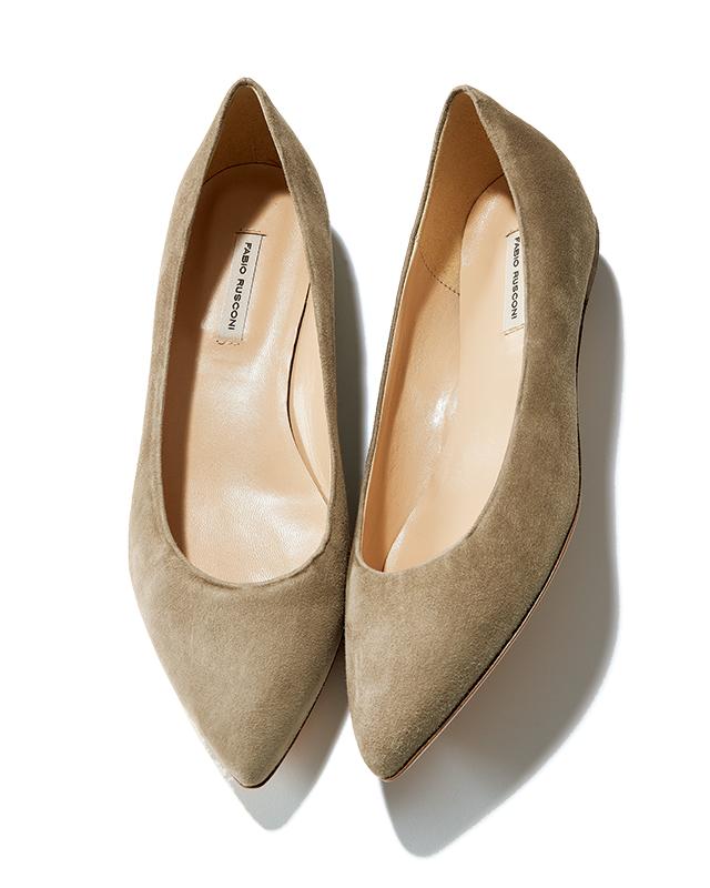 「足もとに色」が今年のトレンド! 春のおしゃれはきれい色の靴から_4_1-3